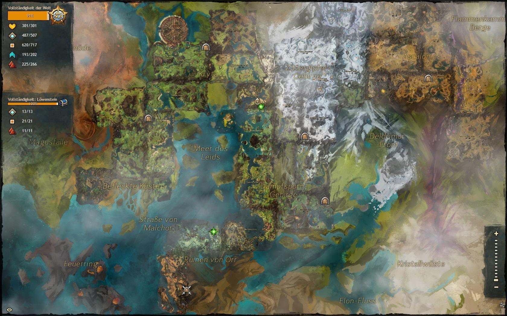 Gw2 Karte.Gw2 Karte Karte
